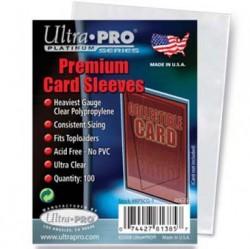 UltraPRO: obaly na karty basic – Premium sleeves (100ks)