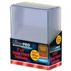 UltraPRO: Toploader – 120pt