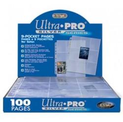 UltraPRO: stránkové obaly na 9 karet (11 děr)